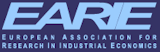EARIE - European Association for Research in Industrial Economics